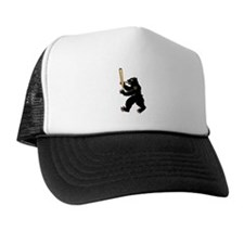 Bear Jew Inglorious Trucker Hat