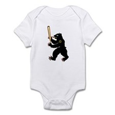 Bear Jew Inglorious Infant Bodysuit