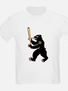 Bear Jew Inglorious T-Shirt