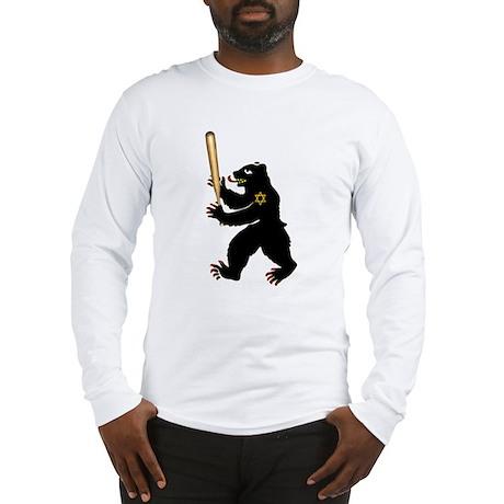 Bear Jew Inglorious Basterds Long Sleeve T-Shirt