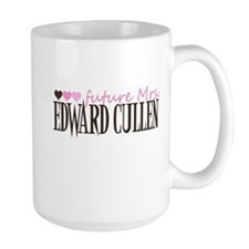 Future Mrs EC - pink Mug