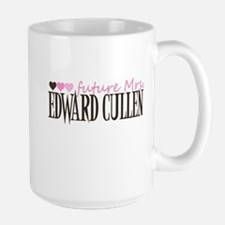 Future Mrs EC - pink Mug