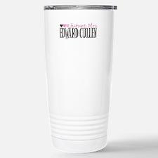 Future Mrs EC - pink Travel Mug
