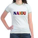 NAIOU Jr. Ringer T-Shirt