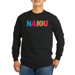 NAIOU Long Sleeve Dark T-Shirt