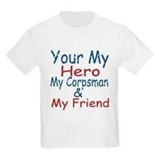 my husband my corpsman my her T-Shirt