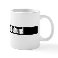 """""""Norwegian Buhund"""" Mug"""