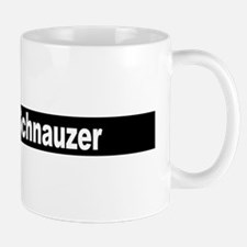 """Minature Schnauzer"" Mug"