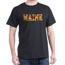 Autumn in Maine T-Shirt