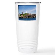 Nubble Light Main Thermos Mug