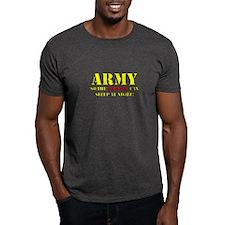 Army, So The Marines Can Sleep at Night
