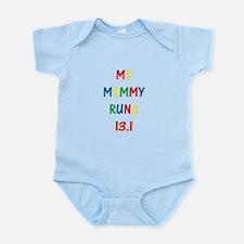 Half Marathon Infant Bodysuit