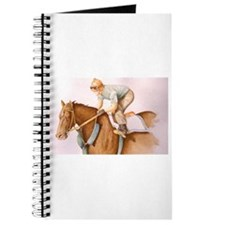 Race Horse and Jockey Journal