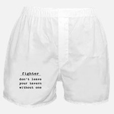 Fighter Boxer Shorts