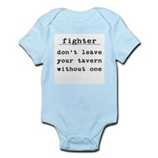 Fighter Infant Creeper