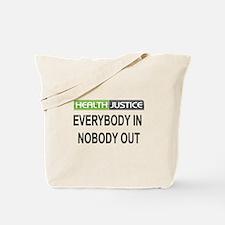 Health Justice Tote Bag