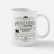 Vintage Programmer Mug