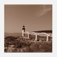 Marshall Point Lighthouse Coaster