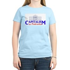 Capitalism is Patriotic T-Shirt