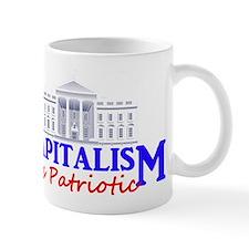 Capitalism is Patriotic Mug
