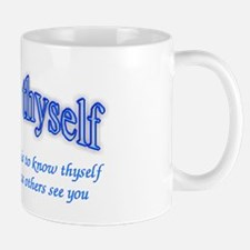 Google thyself Mug