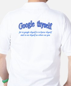 Google thyself T-Shirt