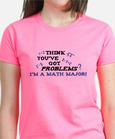 Funny Math Major Tee