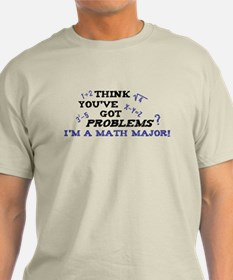 Funny Math Major T-Shirt