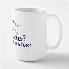 Funny Math Major Mug