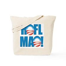 Obama ROFLMAO Tote Bag