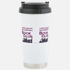 Cute Book club Travel Mug