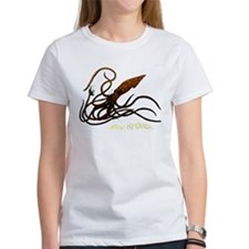 Dire Kraken Logo Tee