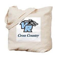 VR Cross Country Tote Bag