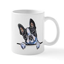 Curious Boston Mug