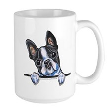 Curious Boston Mug