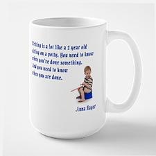 Anna's Salty Sayings Mug