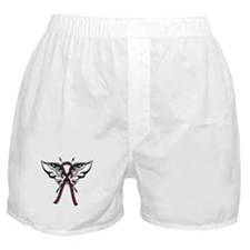 Tribal Butterfly Boxer Shorts