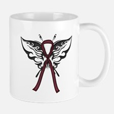 Tribal Butterfly Mug