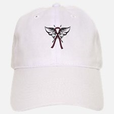 Tribal Butterfly Baseball Baseball Cap