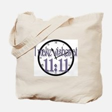 Funny Make a wish Tote Bag