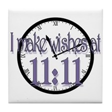 Cool Wish Tile Coaster