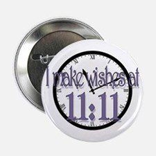 "Funny Make a wish 2.25"" Button"