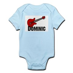 Guitar - Dominic Infant Creeper