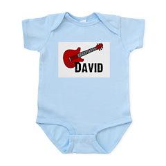 Guitar - David Infant Creeper