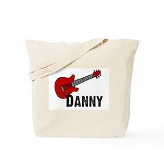 Guitar - Danny Tote Bag