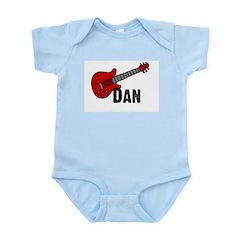 Guitar - Dan Infant Creeper