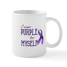 Wear Purple - Myself Mug