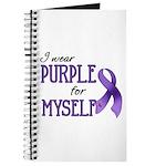 Wear Purple - Myself Journal
