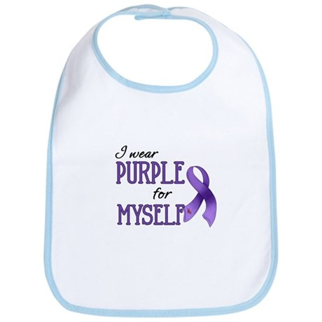 Wear Purple - Myself Bib