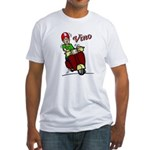 Motor Scooter Vino Fitted T-Shirt